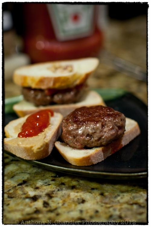 Beef Hamburgers